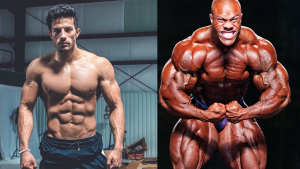 Being Natural VS Steroids