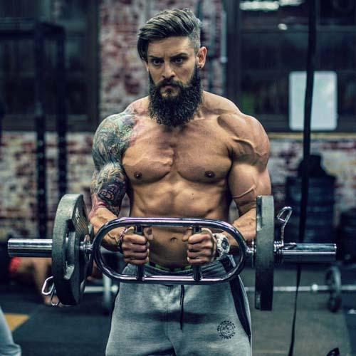 Steroids VS Natural – Body Transformation