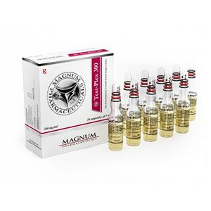 Buy Magnum Test-Plex 300 online