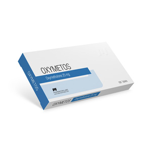 Buy Oxymetos 25 online